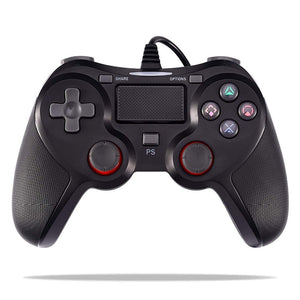 for Playstation 4 PS4 Slim PS4 Pro for Playstation 3 Gamepad Game Controller USB 1.5M Wired Vibration Game Controller Gamepads