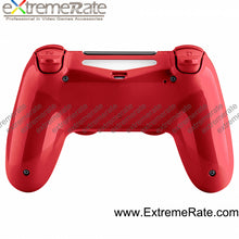 Load image into Gallery viewer, For PS4 Polished red Violet Controller Shell in hign quality