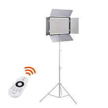 Load image into Gallery viewer, Travor TL-600AS 2 in 1 lamp set professional phonographic audio video film lighting equipment shooting led panel battery light