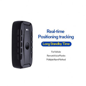 Long time tracking waterproof GPS car tracking with alarm system for vehicle tracker APP monitoring