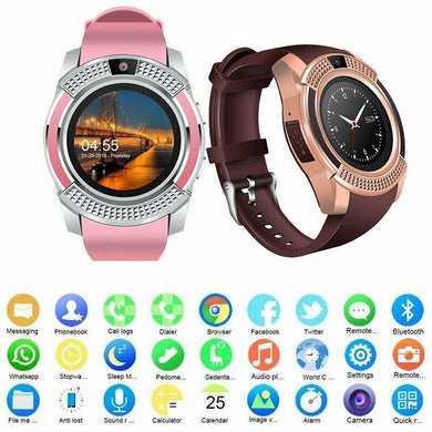 Children Bluetooth Smart Watch Phone Camera SIM Card waterproof For Android IOS