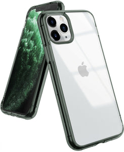 For iPhone 11 / 11 Pro / 11 Pro Max Case Ringke [FUSION] Clear Shockproof Cover