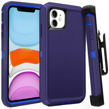 Load image into Gallery viewer, For iphone 11 Case Cover w/Screen & Clip fit Otterbox Defender