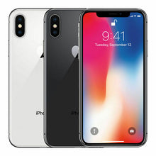 Load image into Gallery viewer, Apple iPhone X 64GB Factory Unlocked Smartphone
