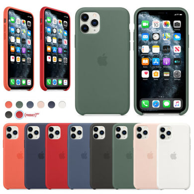 for Apple iPhone 11 pro max X XR XS MAX officiall OEM Silicone Case Cover