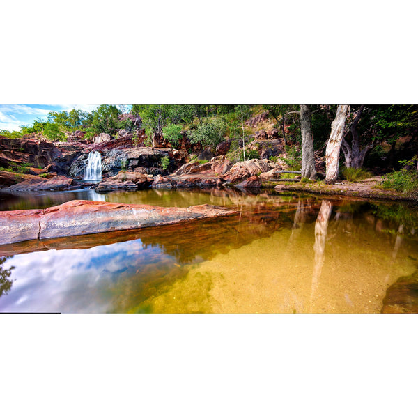 Upper pools of Gunlom, Kakadu National Park.