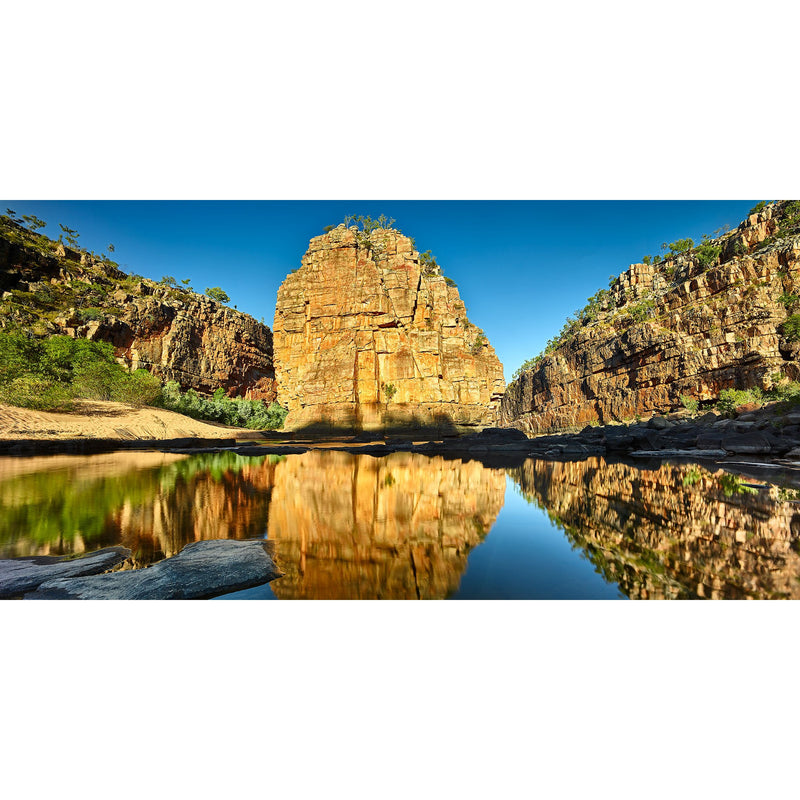 Smit Rock, Nitmiluk National Park. (Katherine Gorge)
