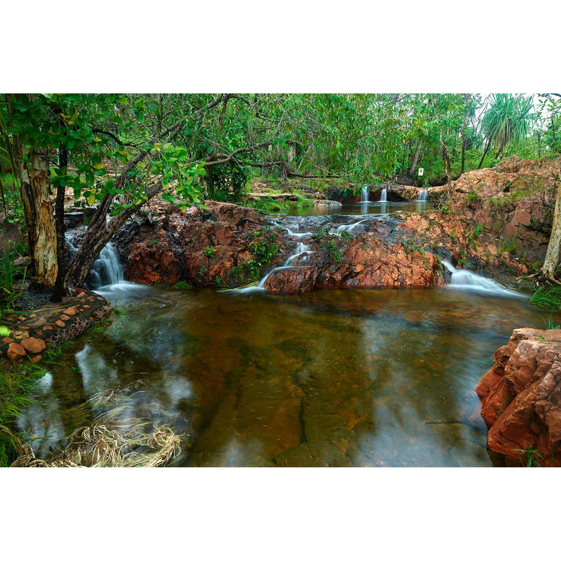 Buley Rockhole, Litchfield National Park, upper rockholes