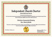 Complete Ministry + Church Charter Package