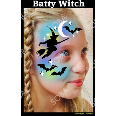 Batty Witch - SOBA - ShowOffs Body Art