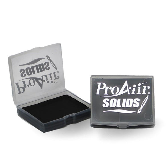 Black SOLIDS - SOBA - ShowOffs Body Art