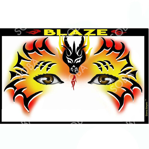 Blaze - SOBA - ShowOffs Body Art