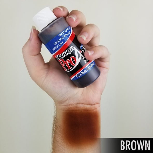 Brown Hybrid - SOBA - ShowOffs Body Art