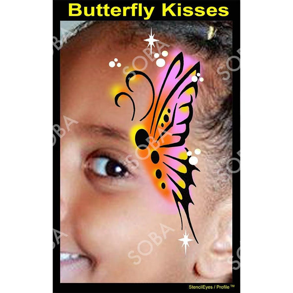 Butterfly Kisses - SOBA - ShowOffs Body Art