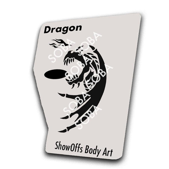 Dragon - SOBA - ShowOffs Body Art