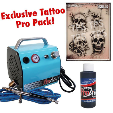 Exclusive Tattoo Pro Pack - SOBA - ShowOffs Body Art