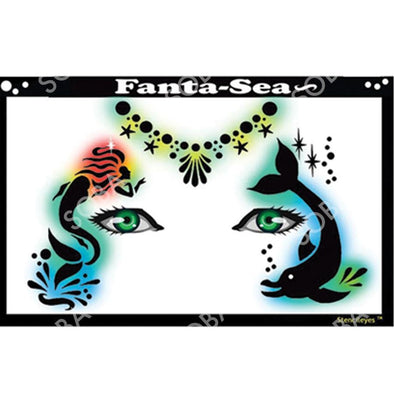 Fanta Sea - SOBA - ShowOffs Body Art