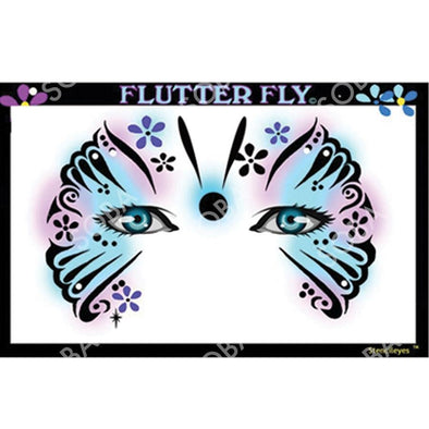 Flutter Fly - SOBA - ShowOffs Body Art