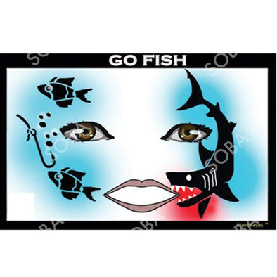 Go Fish - SOBA - ShowOffs Body Art