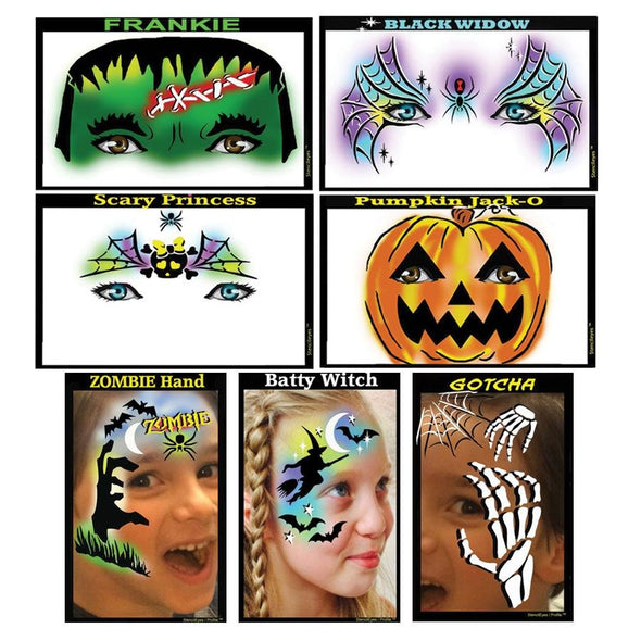 Halloween Package Deal - SOBA - ShowOffs Body Art
