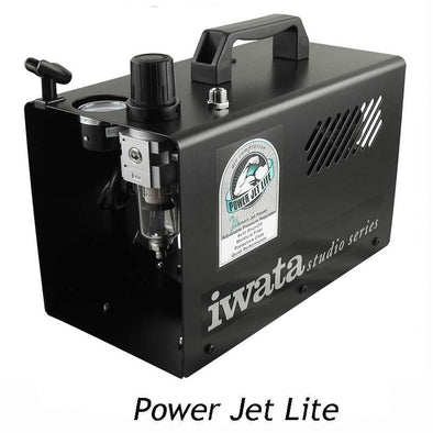 Iwata Compressor Power Jet Lite IS925 - SOBA - ShowOffs Body Art