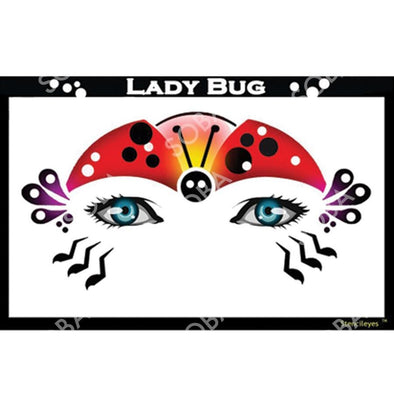 Lady Bug - SOBA - ShowOffs Body Art