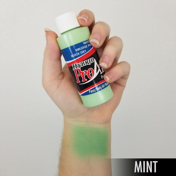 Mint Hybrid - SOBA - ShowOffs Body Art