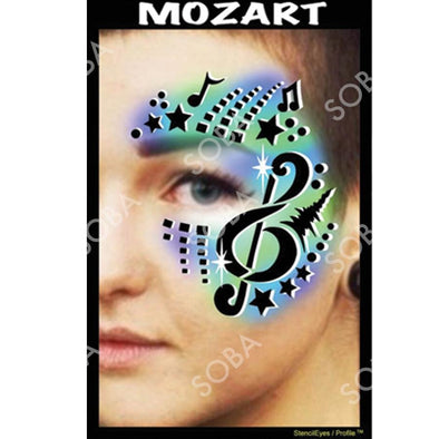 Mozart - SOBA - ShowOffs Body Art