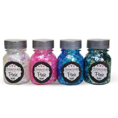 Pixie Paint Glitters 1oz - SOBA - ShowOffs Body Art