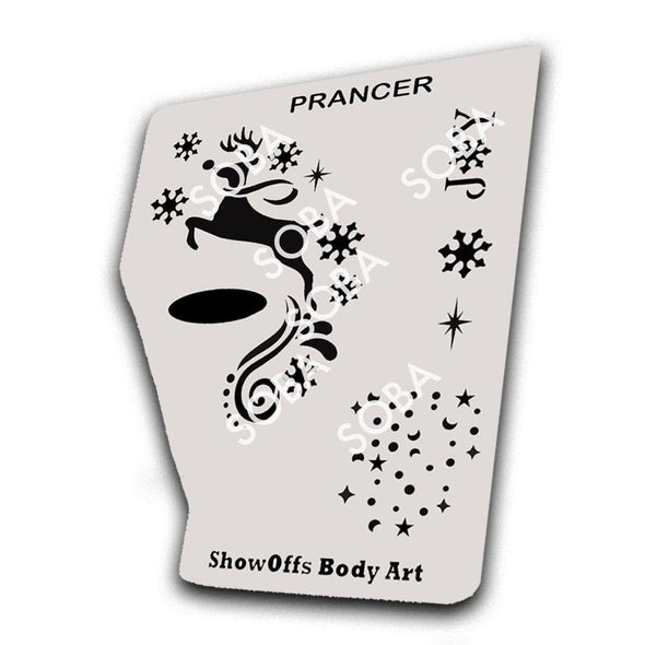 Prancer - SOBA - ShowOffs Body Art