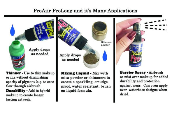 ProLong Barrier/Extender/Mixing Liquid - SOBA - ShowOffs Body Art