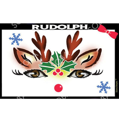 Rudolph - SOBA - ShowOffs Body Art