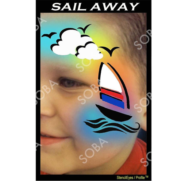 Sail Away - SOBA - ShowOffs Body Art