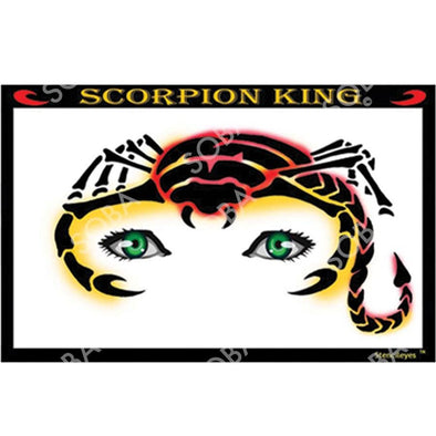 Scorpion King - SOBA - ShowOffs Body Art