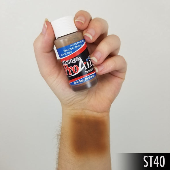 Skin Tone 40 Hybrid - SOBA - ShowOffs Body Art