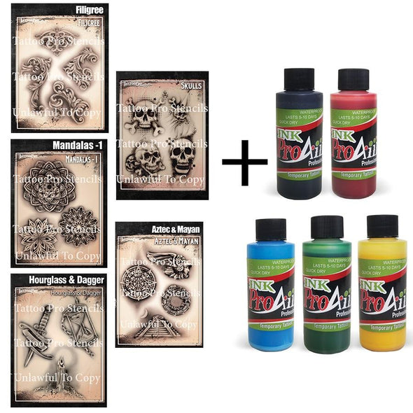 TPS / ProAiir 5+5 Pack - SOBA - ShowOffs Body Art
