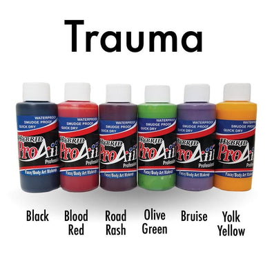 Trauma Hybrid Colors - SOBA - ShowOffs Body Art