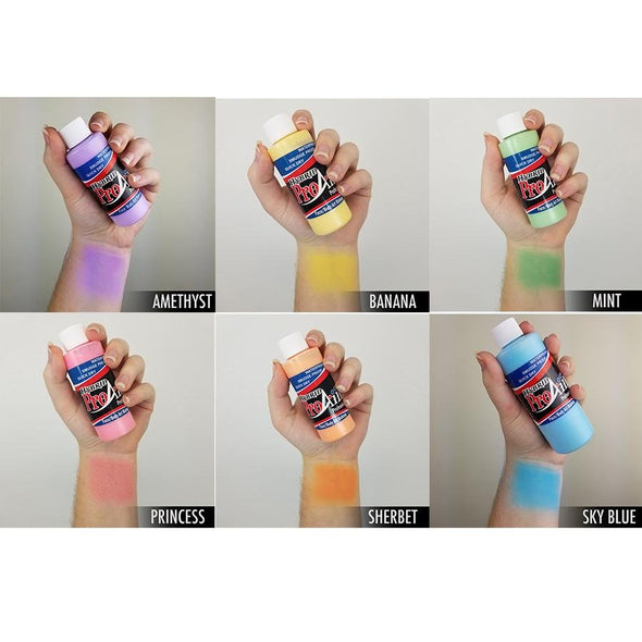 Unicorn Pastel Hybrid Colors - SOBA - ShowOffs Body Art