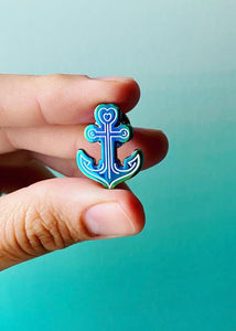 Anchor Holographic Pin