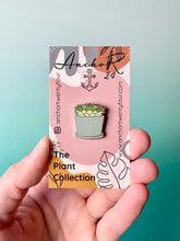 Load image into Gallery viewer, Echeveria Succulent Plant Pin