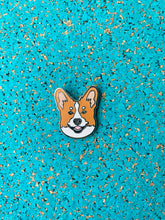Load image into Gallery viewer, Corgi Lola Pin