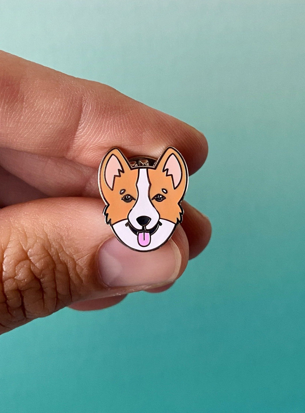 Mini Corgi Lola Pin