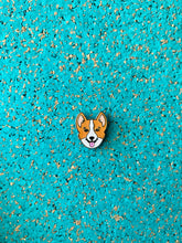 Load image into Gallery viewer, Mini Corgi Lola Pin