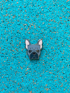 French Bulldog Jenkins Pin