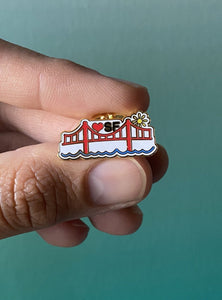 SF Bridge Pin