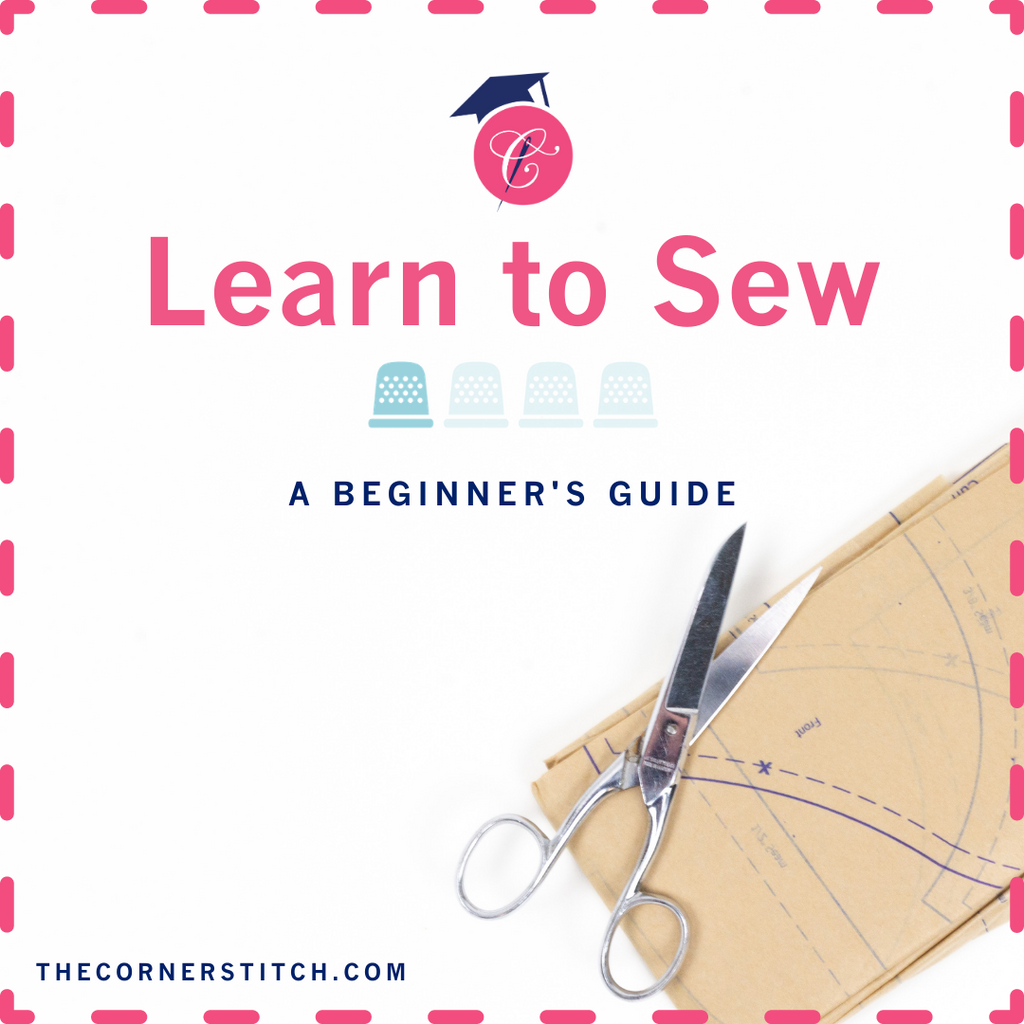 Want to Learn to Sew?