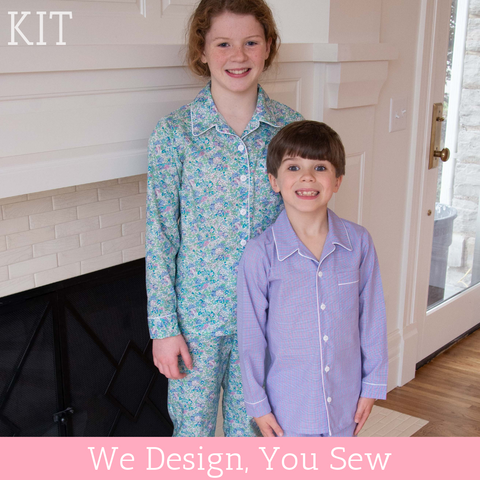 Robert Vintage Pajama Set Kit