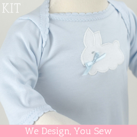 Bunny Knit Nightie Kit