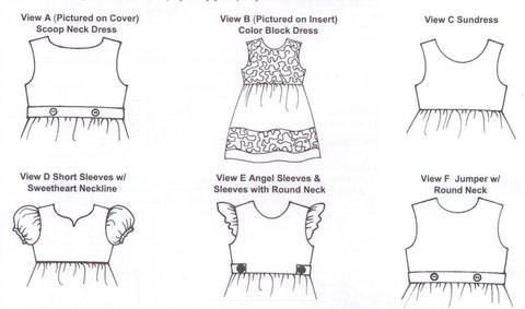 Lizzie's Playground & Party Dress