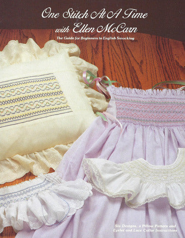 Ellen McCarn One Stitch at a Time